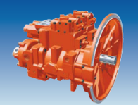 EC460B Hydraulic Pump