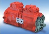 EC140B Hydraulic Pump